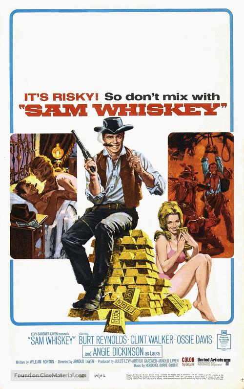 Sam Whiskey - Movie Poster