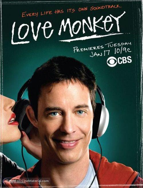 """Love Monkey"" - poster"
