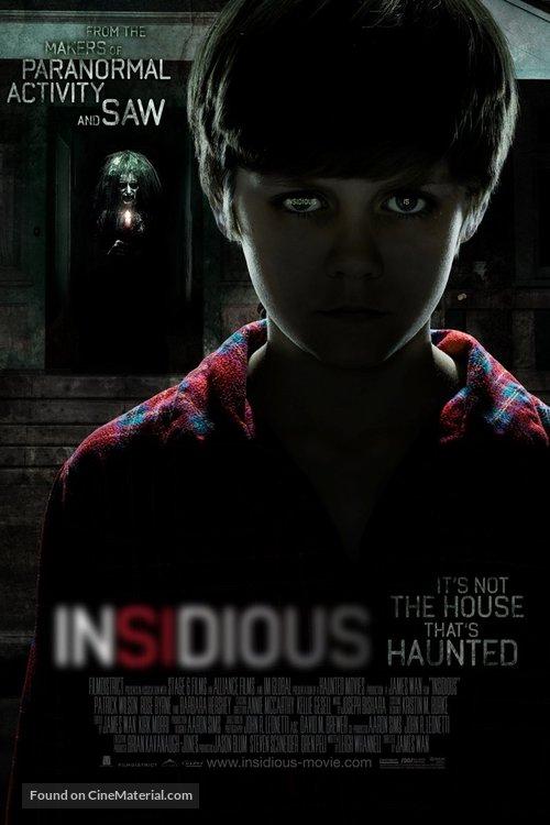 Insidious - Thai Movie Poster