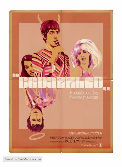 Bedazzled - Homage movie poster