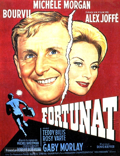 Fortunat - French Movie Poster