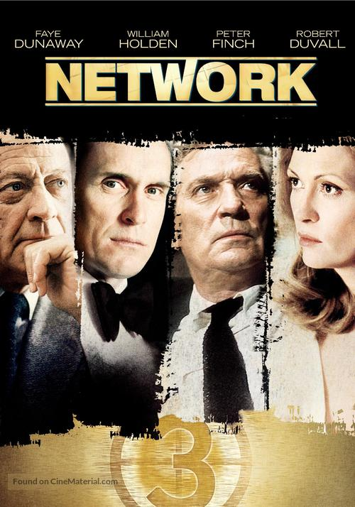 Network - Movie Cover