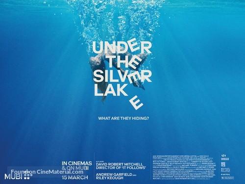 Under the Silver Lake - British Movie Poster