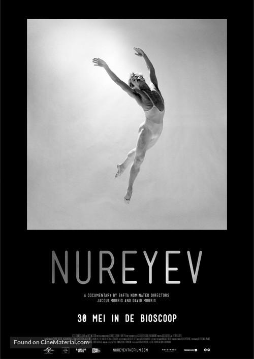 Nureyev - Dutch Movie Poster