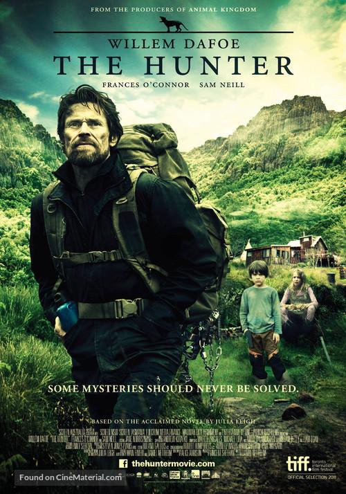 The Hunter - Australian Movie Poster