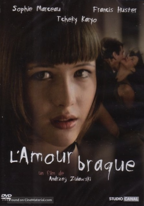 L'amour braque - French DVD cover
