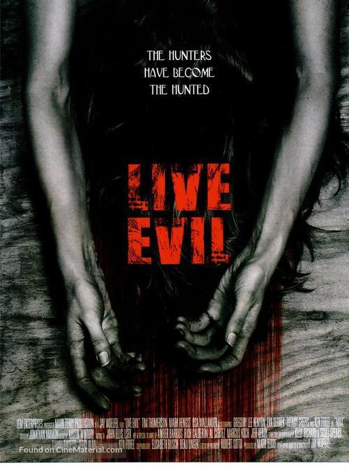 Live Evil - Movie Poster