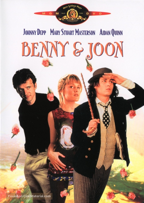Benny And Joon - Movie Cover