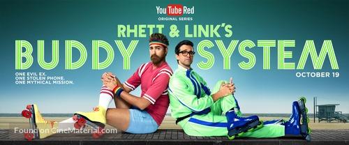 """Rhett and Link's Buddy System"" - Movie Poster"