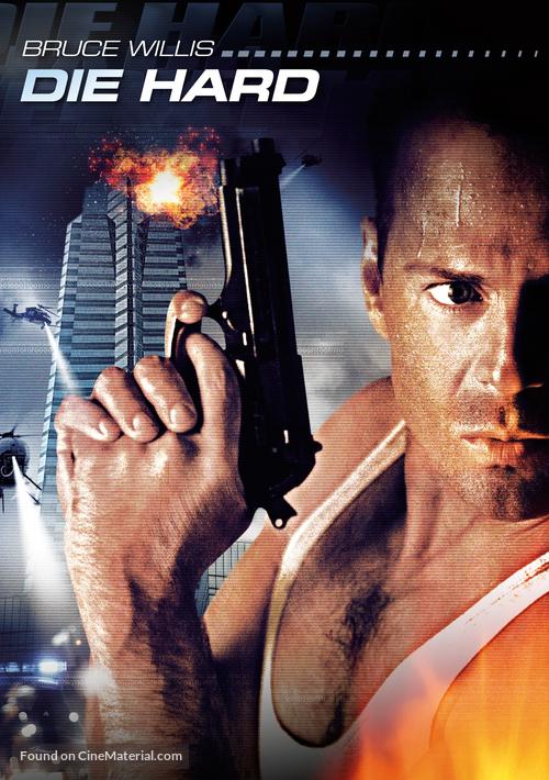 Die Hard - DVD movie cover
