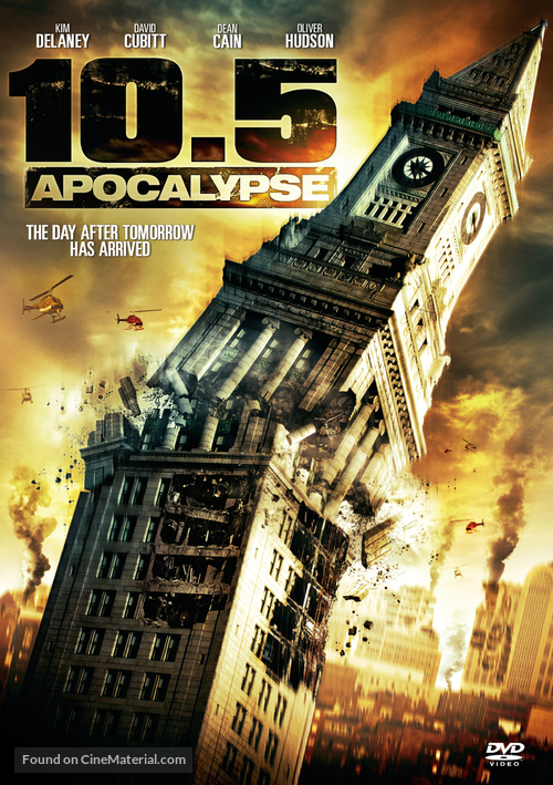 10.5: Apocalypse - Australian Movie Cover