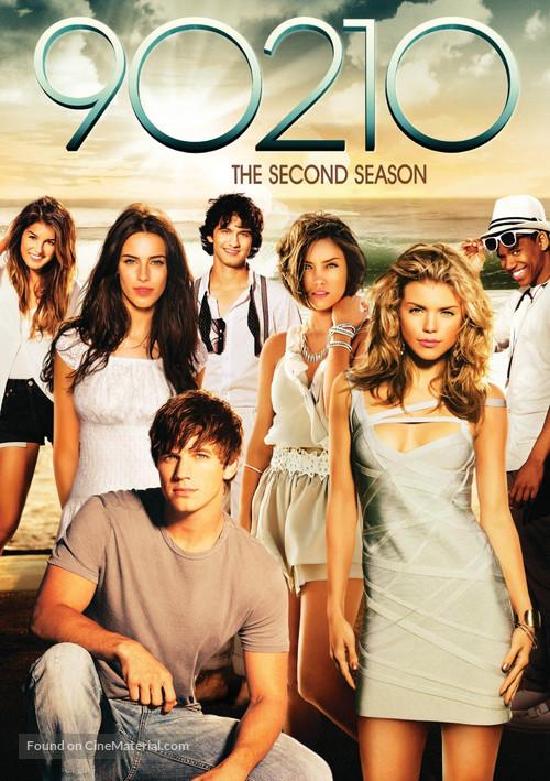 """90210"" - DVD movie cover"