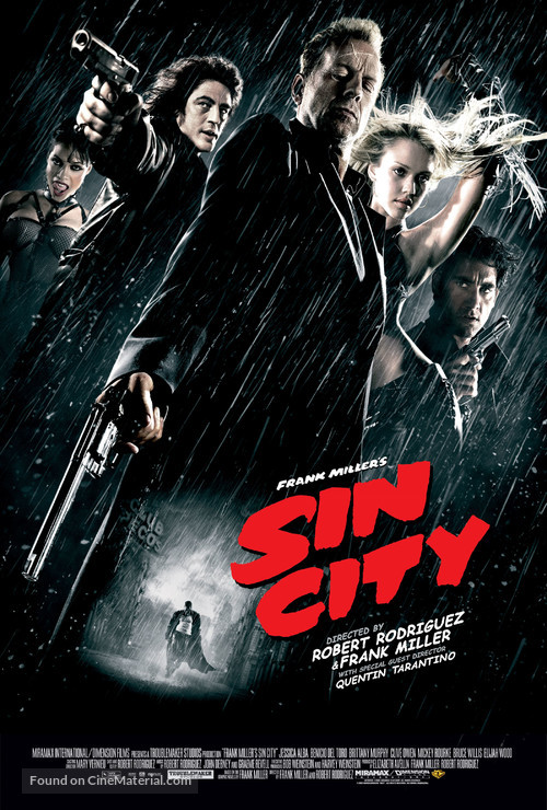 Sin City - Movie Poster