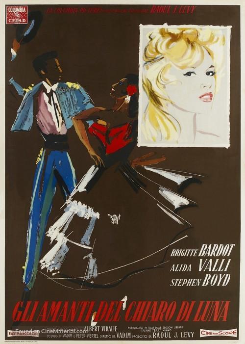 Les bijoutiers du clair de lune - Italian Movie Poster