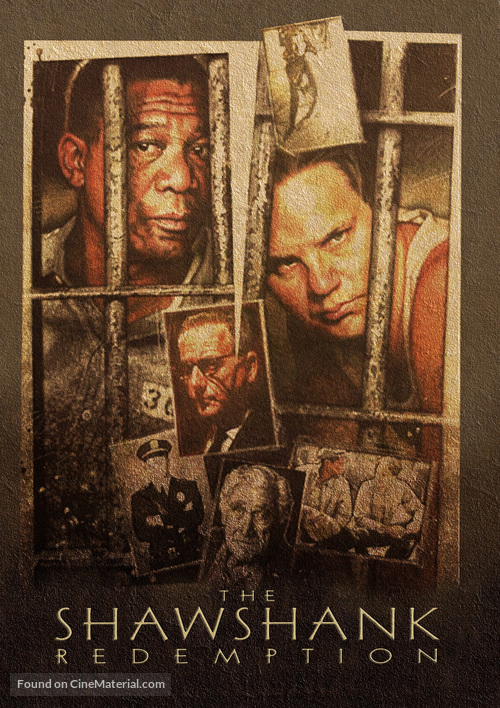 The Shawshank Redemption - Movie Cover