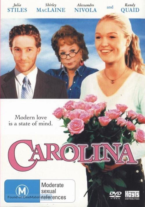 Carolina - poster