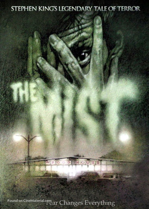 The Mist - Movie Poster