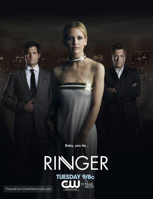 """""""Ringer"""" - Movie Poster"""