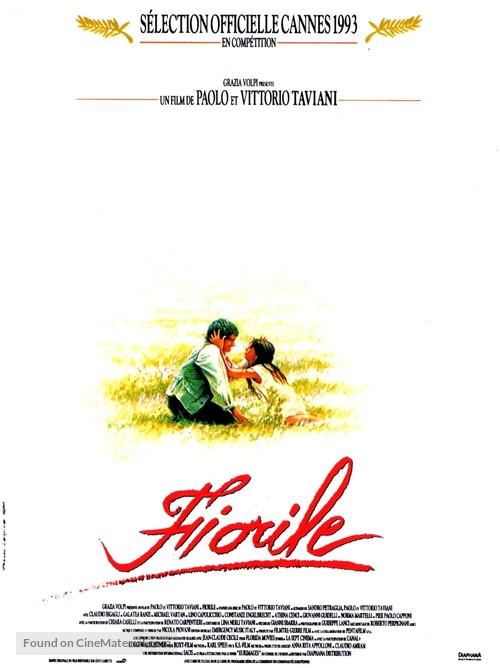 Fiorile - French Movie Poster