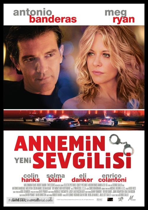 My Mom's New Boyfriend - Turkish Movie Poster