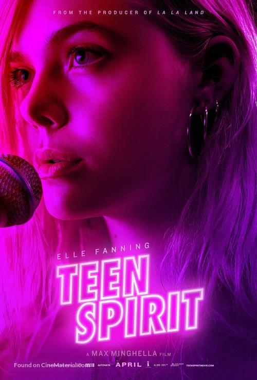 Teen Spirit - Movie Poster