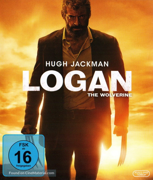 Logan - German Movie Cover