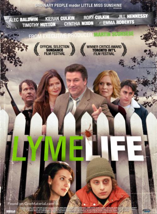 Lymelife - Danish Movie Poster