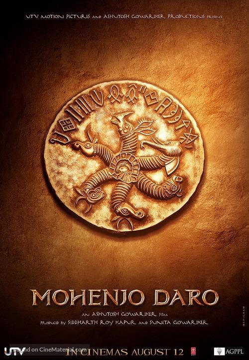 Mohenjo Daro - Indian Movie Poster
