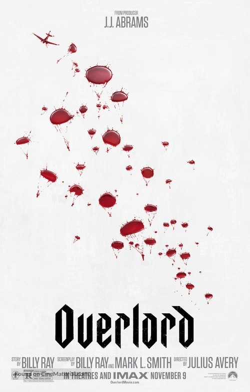 Overlord - Movie Poster