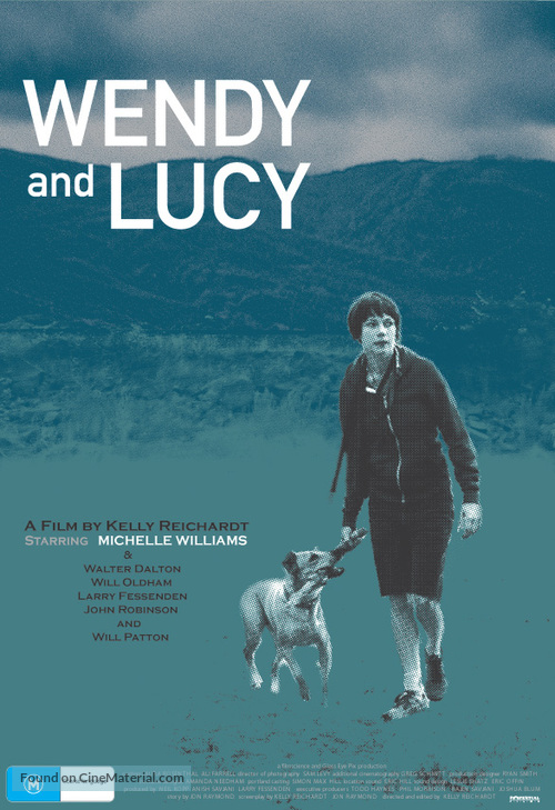 Wendy and Lucy - Australian Movie Poster