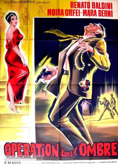 Armas contra la ley - French Movie Poster
