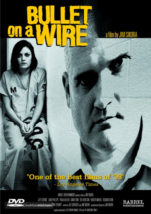 Bullet on a Wire movie cover