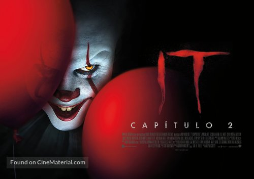 It: Chapter Two - Spanish Movie Poster