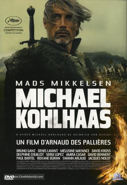 Michael Kohlhaas - French DVD cover