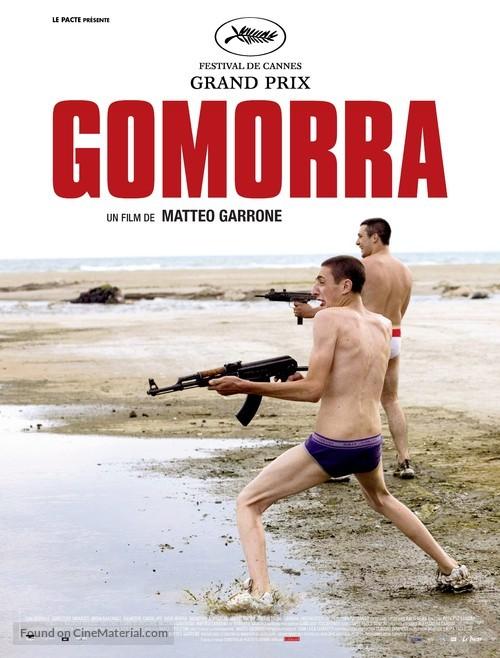 Gomorra - French Movie Poster