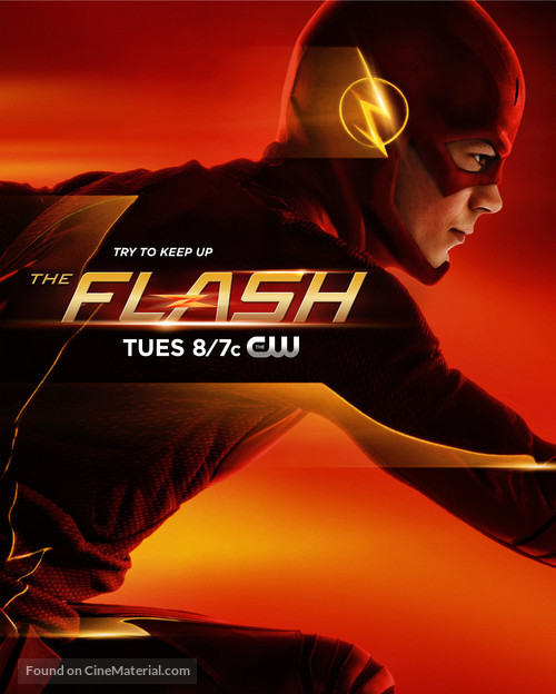 """""""The Flash"""" - Movie Poster"""