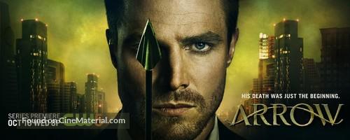 """""""Arrow"""" - Movie Poster"""