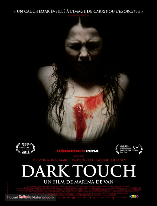 Dark Touch - French Movie Poster
