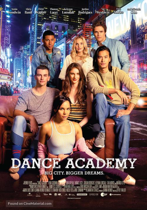 Dance Academy: The Movie - Australian Movie Poster