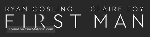 First Man - Logo