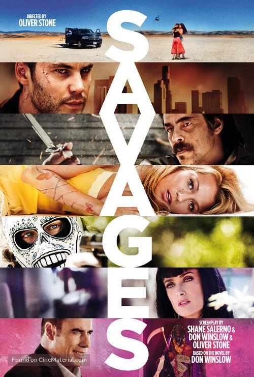Savages - Movie Poster