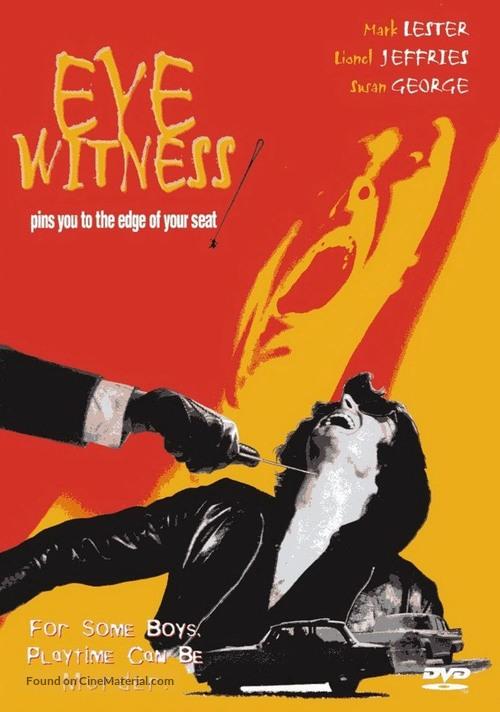 Eyewitness - DVD movie cover