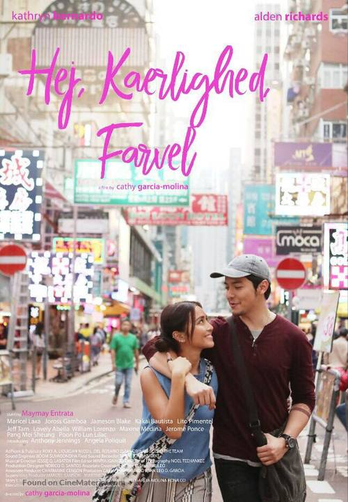 Hello, Love, Goodbye - Philippine Movie Poster