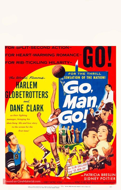 Go, Man, Go! - Movie Poster