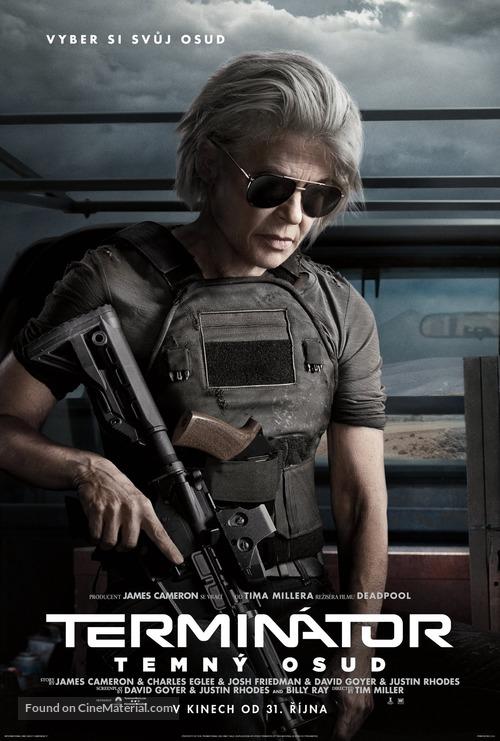 Terminator: Dark Fate - Czech Movie Poster