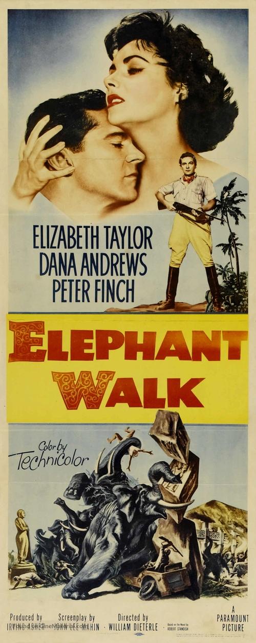 Elephant Walk - Movie Poster