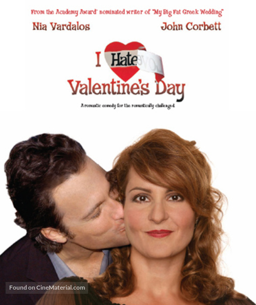I Hate Valentine S Day Movie Poster