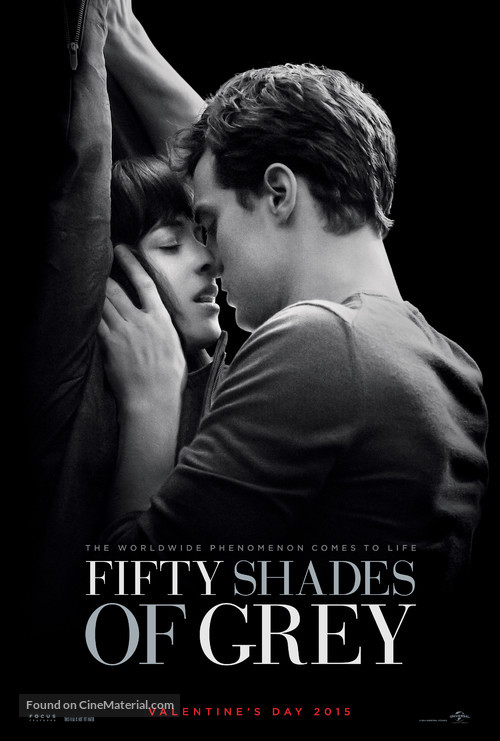 Fifty Shades of Grey - Theatrical poster