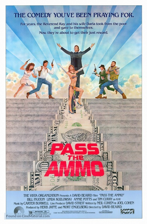 Pass the Ammo - Movie Poster