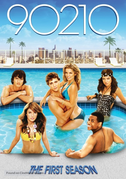 """90210"" - DVD movie cover"